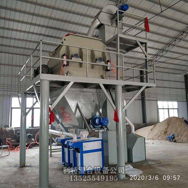 新乡砂浆腻子多功能生产