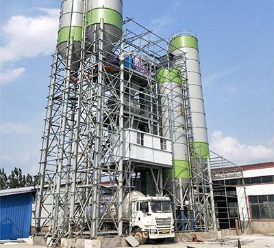 年产30万吨干粉砂浆生产线