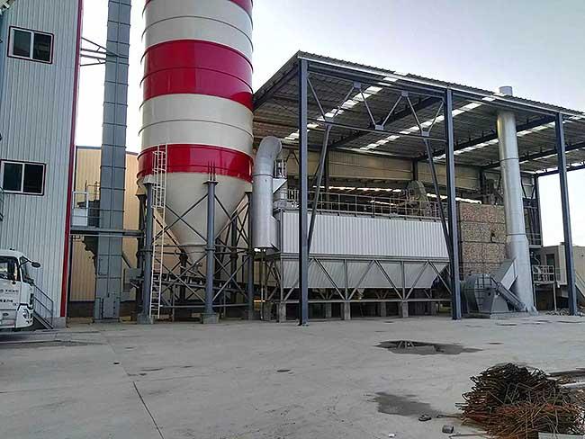 兰州聚合物砂浆生产线操
