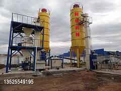 芜湖新型预拌砂浆生产线